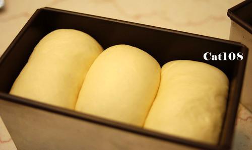 65℃湯種+北海道鮮奶土司