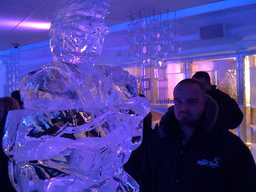 King in Ice