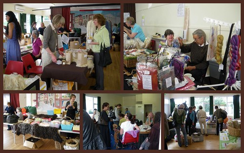 Somerset Guild Fleece Day