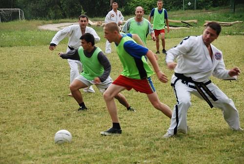 Sesiunea Facultăţii de Misiune prin Sport din Moldova