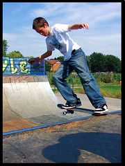 ollie tail stall photo by nick_wellfair
