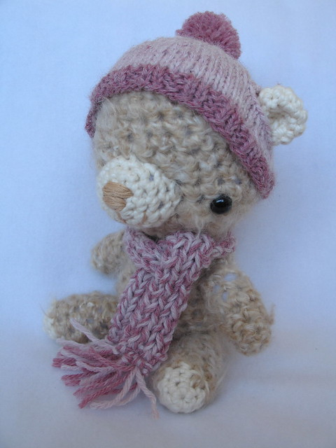 Crocheted Teddy Bears
