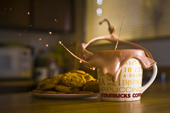 Milk & Cookies *Explored* photo by Onigun