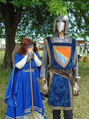 Elle et son chevalier
