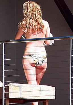 Mischa Barton Topless
