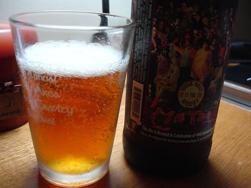 Lagunitas Zappa beer