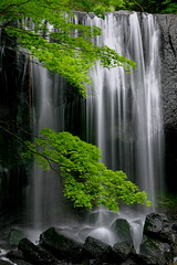Tatsuzawa-fudoh Falls photo by Sky-Genta