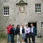 Visiting the Cawdor Castle