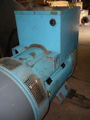 Hydroelectric generator (alternator)