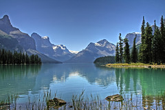 MALIGNE LAKE photo by ddt_uul