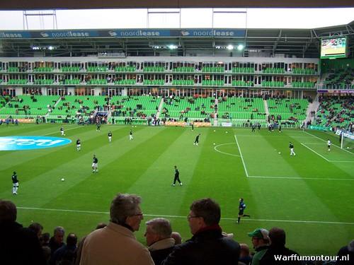 3034506883 7168b39ee2 FC Groningen   De Graafschap 3 0, 16 november 2008