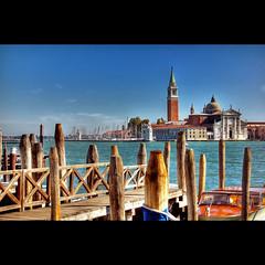 Isola di San Giorgio, Venezia photo by Vesuviano - Nicola De Pisapia