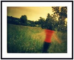 Very slow running at the very long shutter speed photo by jonespointfilm