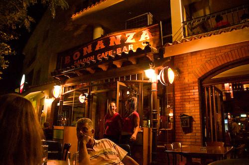 Bonanza Bar in Dhali