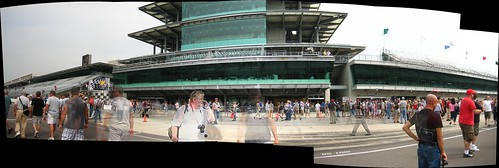 Pagoda panorama from paddock area