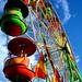 Ferris Wheel Seats