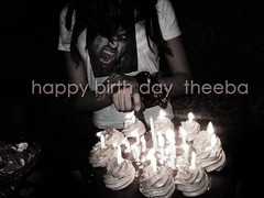 HAPPY BIRTH DAY TO MEEE .. My Birthday 11/6/2008 =D photo by THeeba © ( AD )