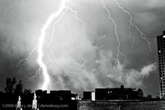 Lightning photo by danedeasy