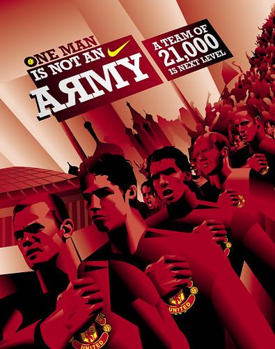 ManUtd (UEFA Champions League FInal) - Nike - Wieden+Kennedy - 2008