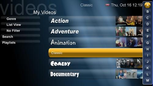 SageMC Letter Jump Movies Genre