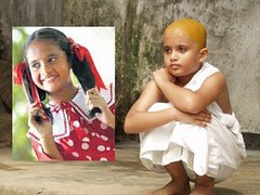 SRI LANKA'S SARALA OF CONTROVERSIAL WATER WINS BEST PERFORMING CHILD ACTOR AWARD OF THE WORLD photo by South Asian Foreign Relations