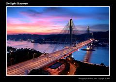 Twilight Traverse photo by VJ Spectra