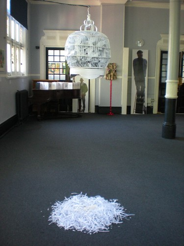 Singing for Freedom - Complete installation