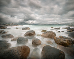 stone beach after the rain photo by H o g n e