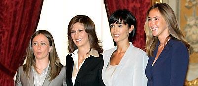 Mara Carfagna Cabinet Ministers