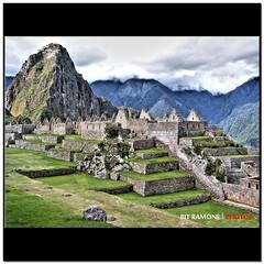Otra jodida foto del Machu Pichu!! - (Perú) photo by bit ramone (off)