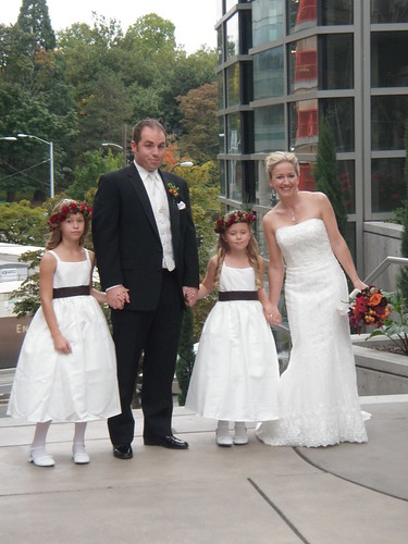 Rhonna and Sean's wedding