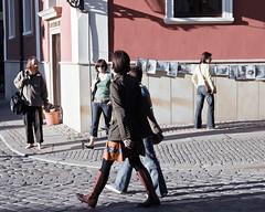 walking in Wrocław