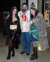 Halloween Group Portrait - 2007 photo by Lloyd N Phillips (formerly Green Lantern2008)