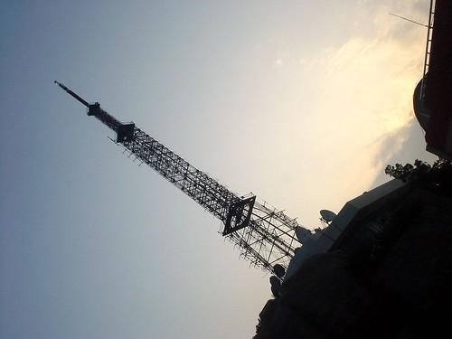 电视发射塔