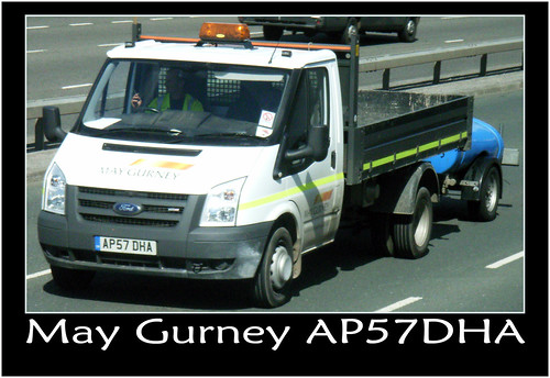 May Gurney AP57DHA