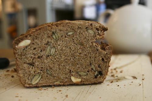 Quick Spelt Bread