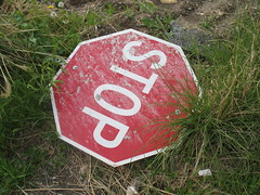Discarded Stop
