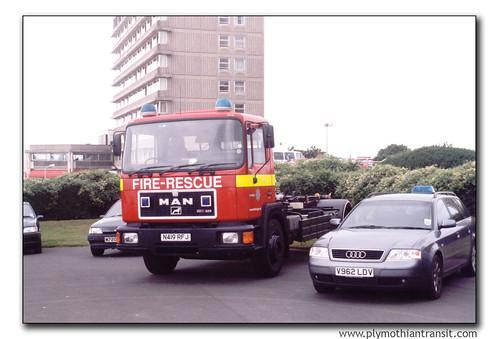Devon Fire N419RFJ, V962LDV