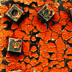 Rust and Cracked Paint photo by crowt59