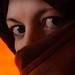 Portret met hoofddoek-4797 © Bart Plessers