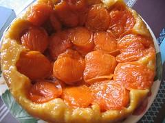 Tatin d'abricots du Roussillon