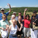 guests visit Minerve