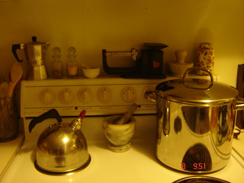 virtuves puodai