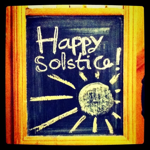 Happy Solstice!!