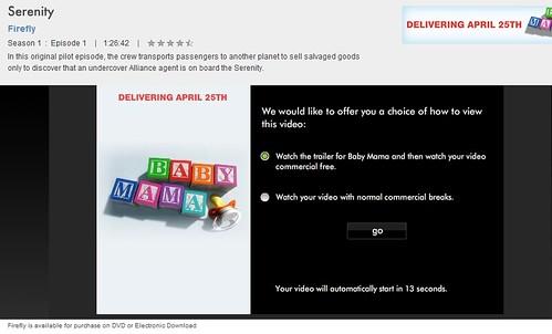Hulu-AdsQuestion