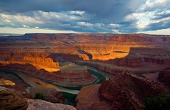 sunrise - Dead Horse Point - 6-08-08  02 photo by Tucapel
