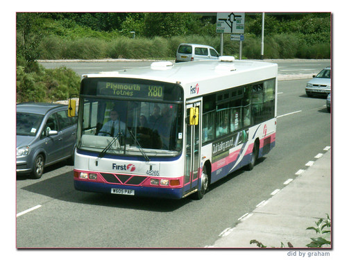 First Devon and Cornwall 48265 W605PAF