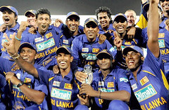 Sri Lanka wins the Asian Cricket Cup - 2008 photo by South Asian Foreign Relations