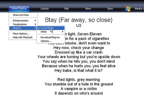 Скачать музыку с помощью windows media