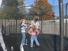 Mama and Peanut Day